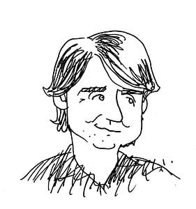 Mancini raccontato da Lara Vecchio (disegno di Giancarlo Covino)