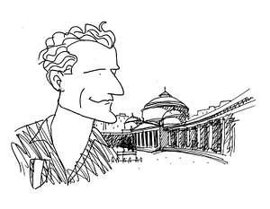 Mazzola raccontato da Giusi Marchetta (disegno di Giancarlo Covino)