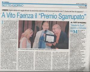 Il Roma Premio Sgarrupato